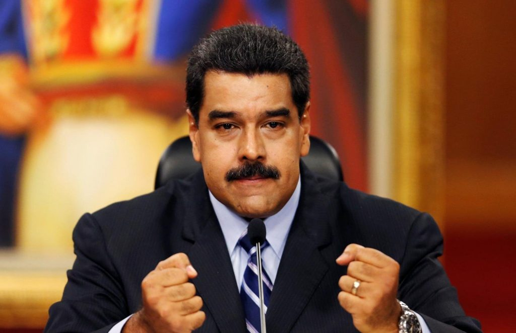 Nikolás Maduro