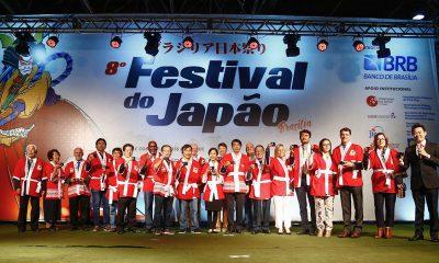 Festival do Japão recebeu mais de 40 mil visitantes