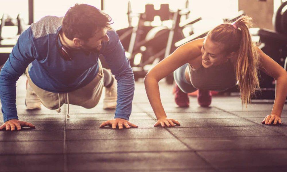 Faça da atividade física uma rotina na sua vida