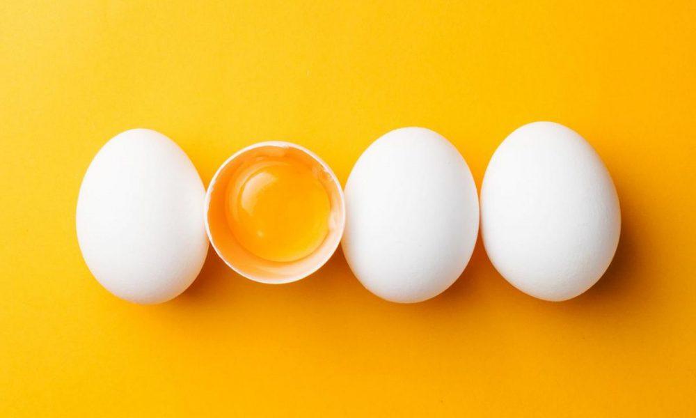 consumo de ovos