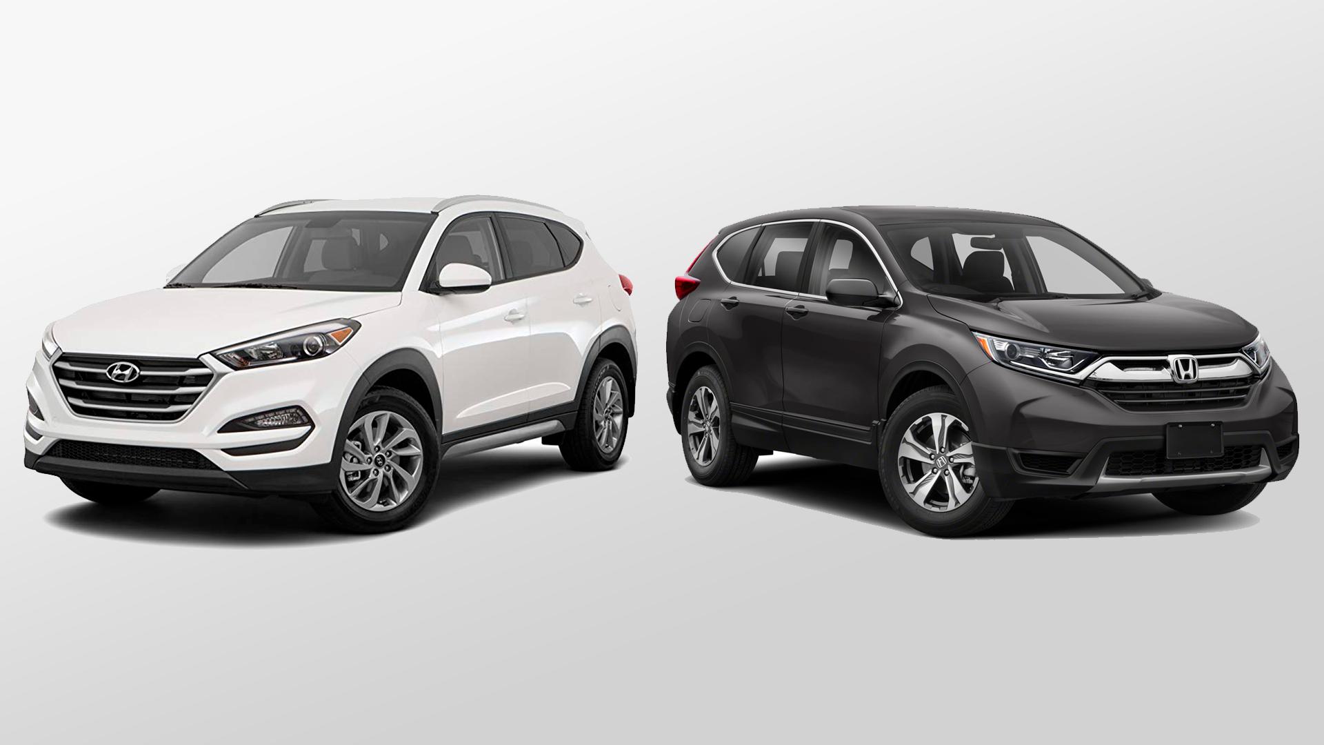 Mercado de usados: Quem desvaloriza mais, Hyundai Tucson ou Honda CR-V?