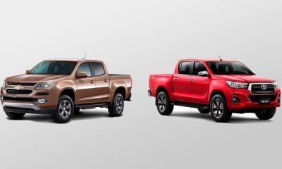 Chevrolet S-10 ou Toyota Hilux: Quem vence batalha de desvalorização?
