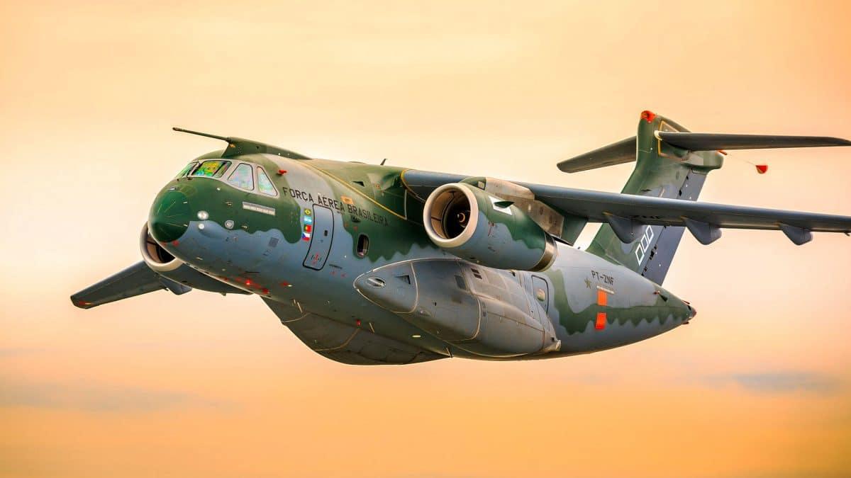 Força Aérea Brasileira - KC390