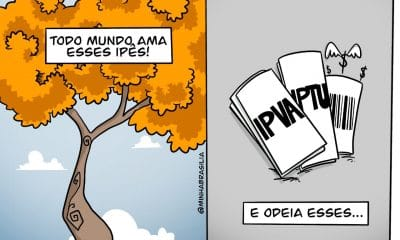 Charge do dia