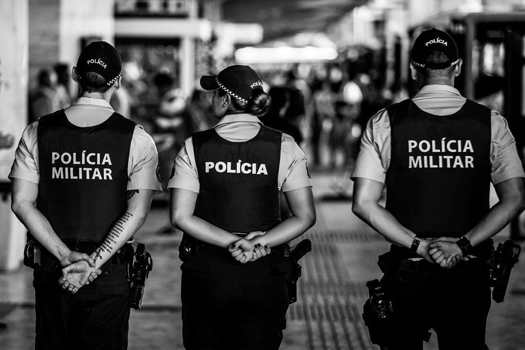 Mulheres representam apenas 12% do efetivo da Polícia Militar no Brasil -  Jornal de Brasília
