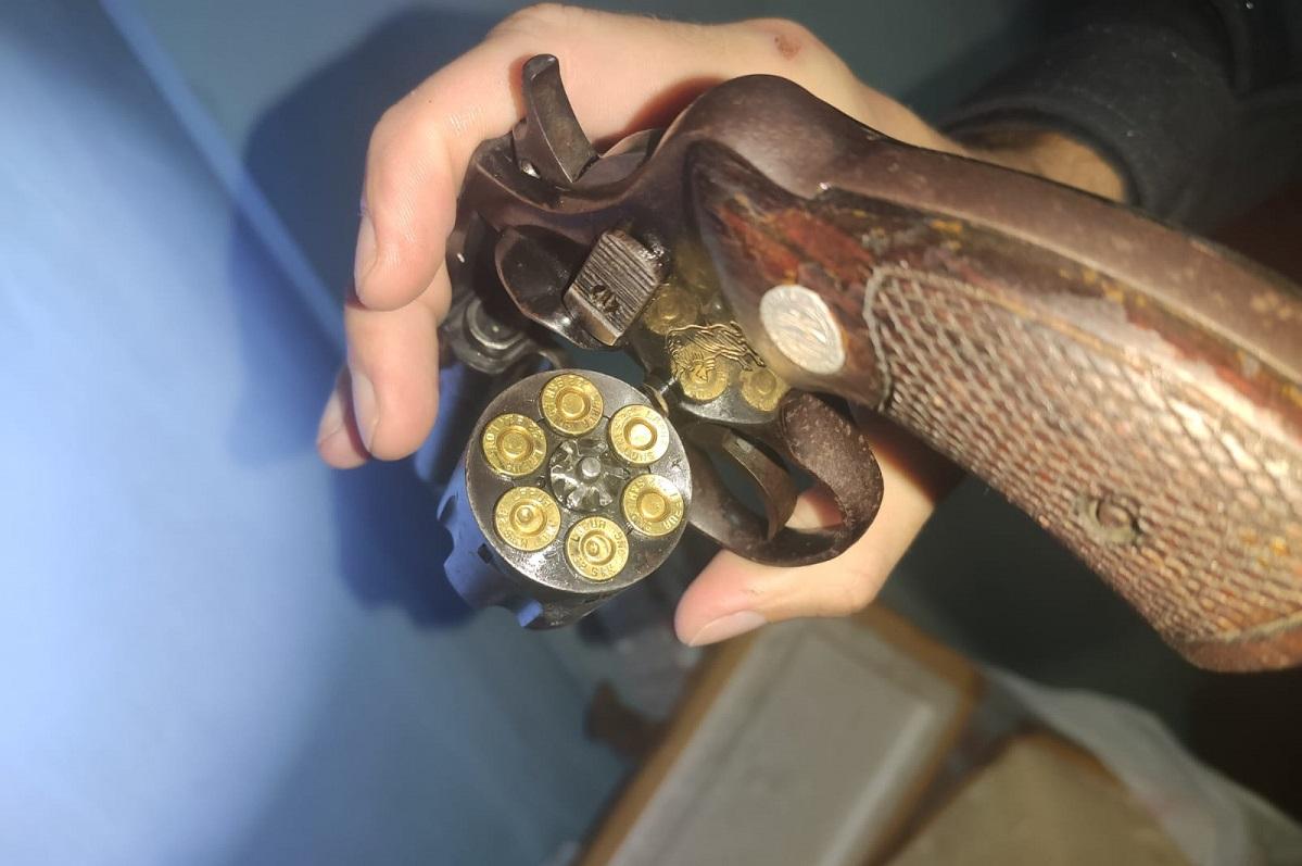 arma tiro bala revolver munição