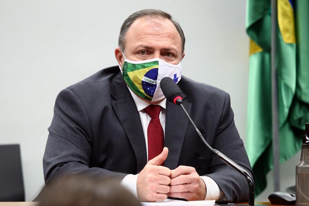 Comissão confirma audiência com Pazuello sobre testes parados na próxima 4ª