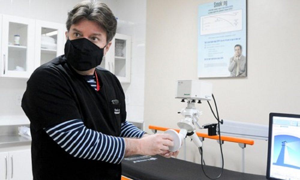 Covid-19: Chefe de pneumologia no HRAN diz que curva de contaminação deve começar a cair até quarta (29) – Jornal de Brasília