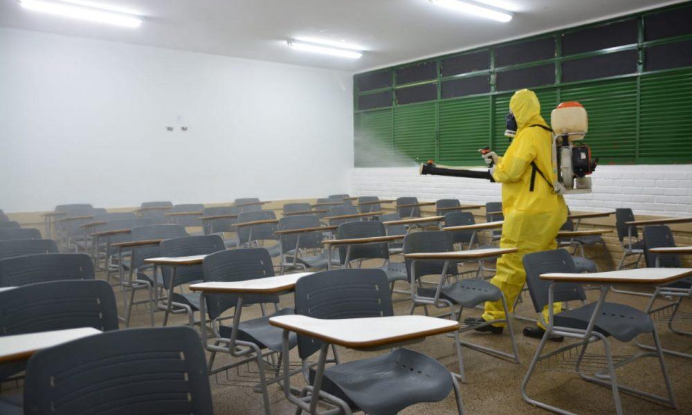 CEM Urso Branco - escola