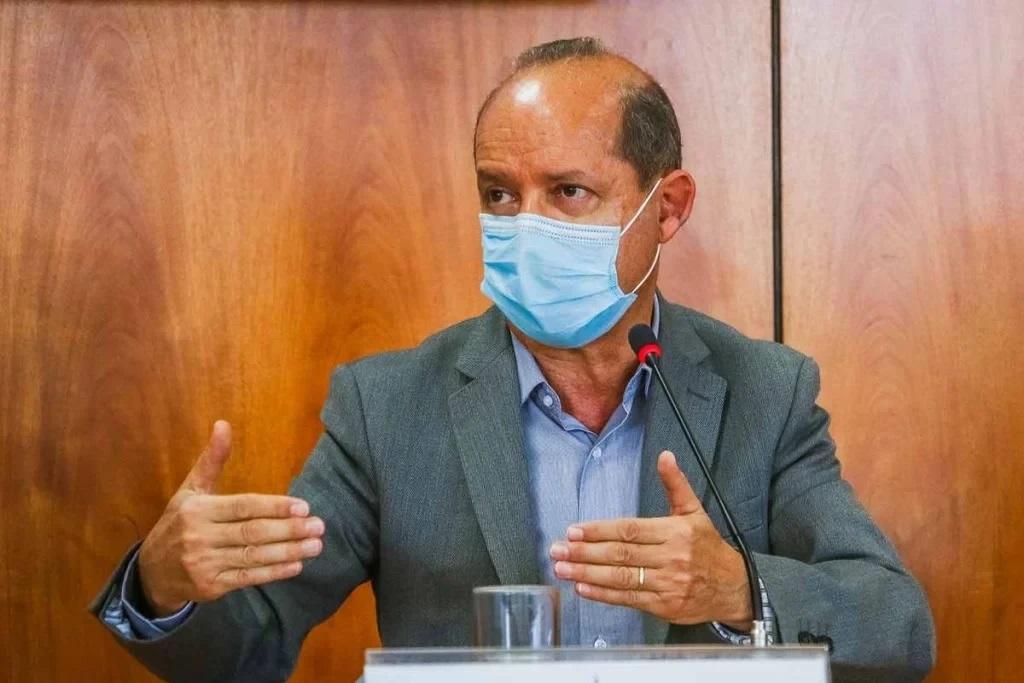 Subsecretário de Vigilância em Saúde, Eduardo Hage