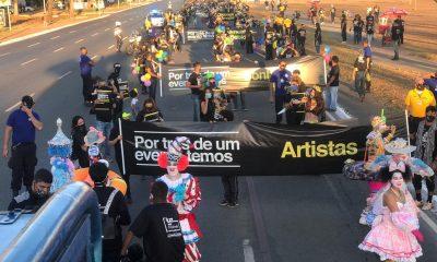 Movimento Luz aos Invisíveis. Foto: Material cedido ao Jornal de Brasília