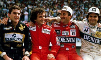 Documentários de Fórmula 1 na Netflix