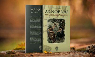 Entrevista com Gilberto Rios, autor de As Nornas: O Candelabro Vara Sete