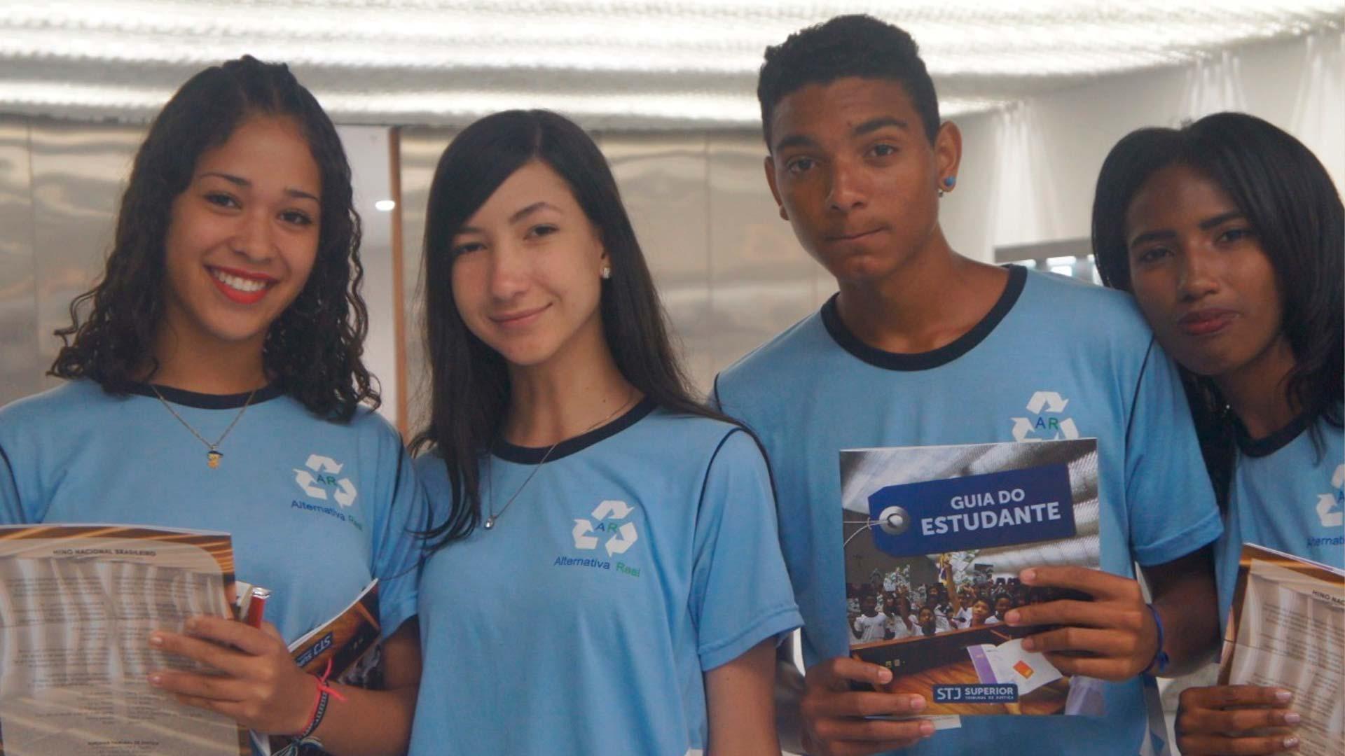 ONG do DF comanda ação de solidariedade em meio à pandemia