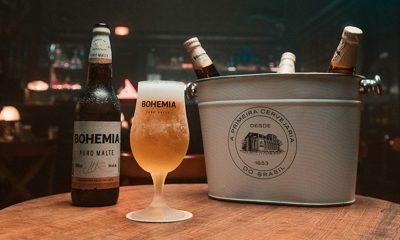 """Bohemia lança """"Voltadeira"""": a cerveja do tão esperado retorno aos botecos"""
