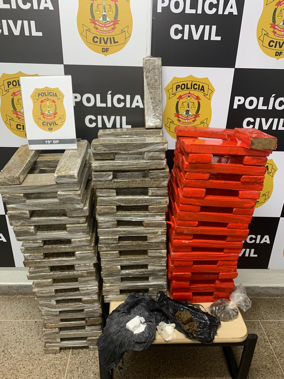 Foto: Divulgação/PCDF