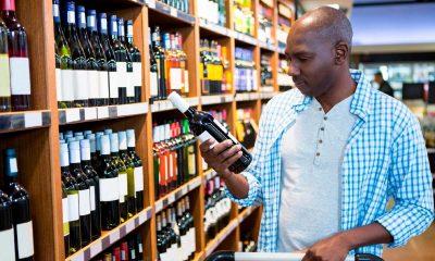 Comprando vinhos