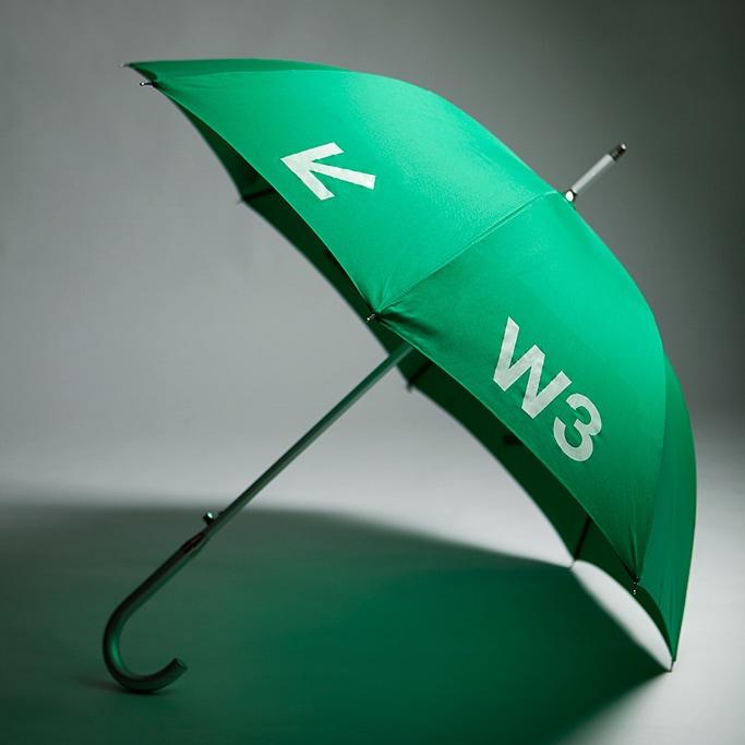 Guarda-chuva disponível no site BSB Memo - Foto: Reprodução