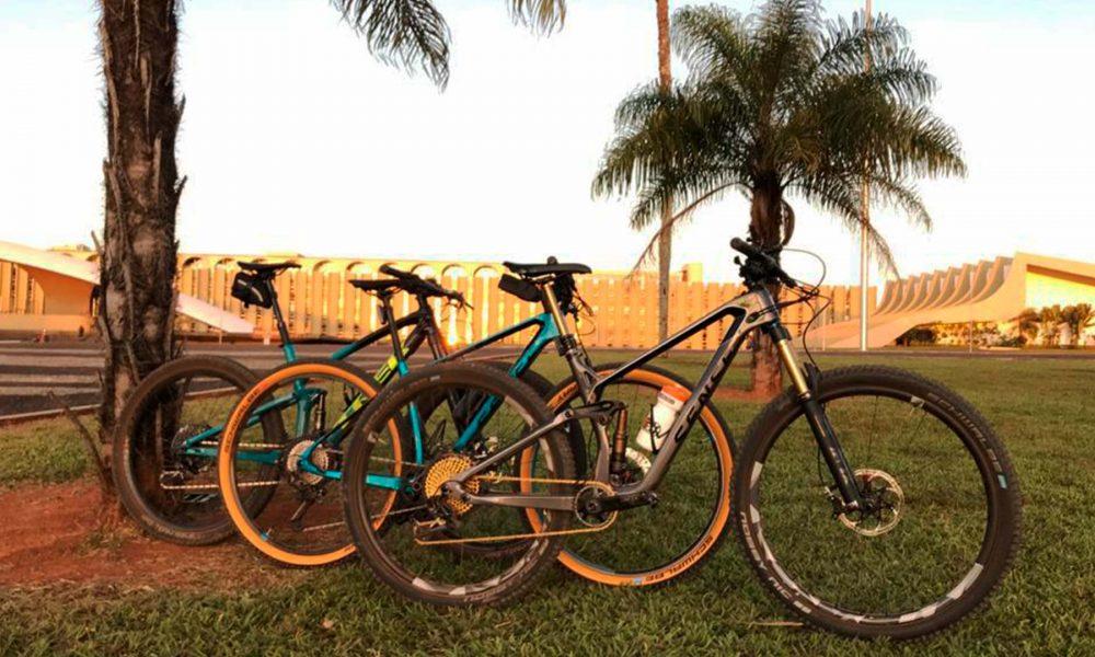 Locais para andar de Mountain Bike em Brasília