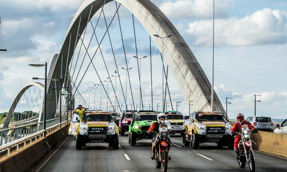 Celebridades, camaradagem e carreata: os bastidores da Bolha do Sertões em Brasília