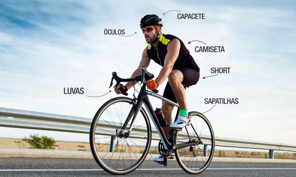 Km 4 - Equipamentos de segurança para pedalar