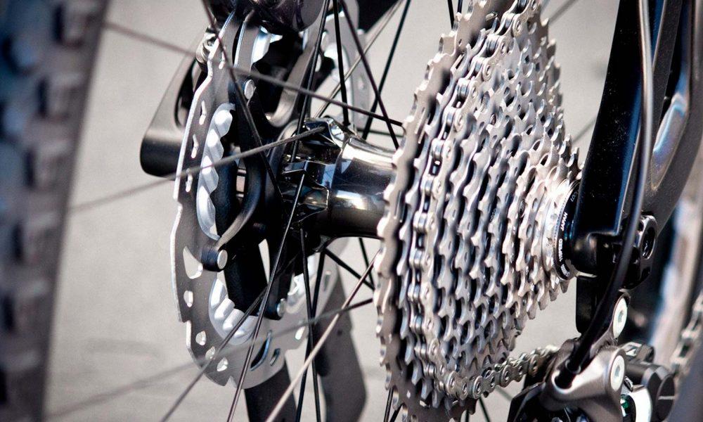 KM 05 - Checagem da bike antes de um treino