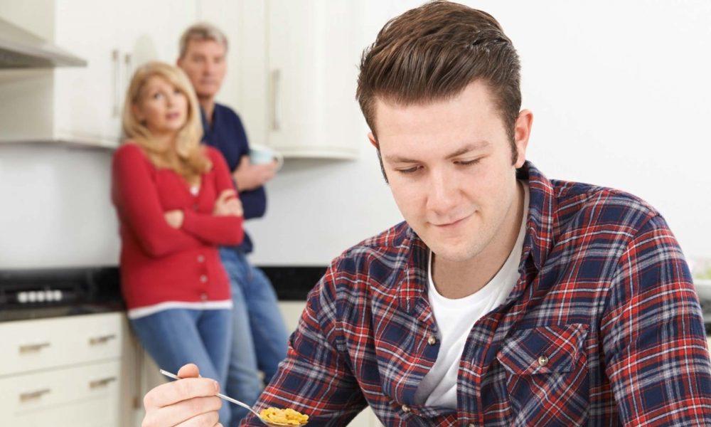 Pais e filhos: A casa é sua?