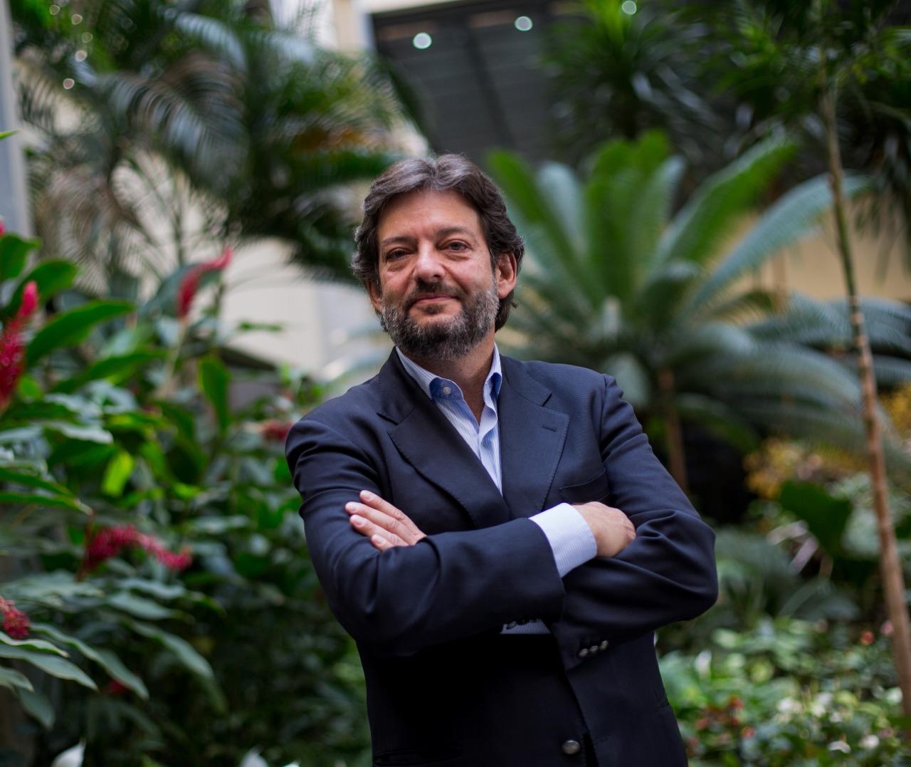 Sergio Rocha, fundador e CEO da Agrotools. Foto: Arquivo pessoal