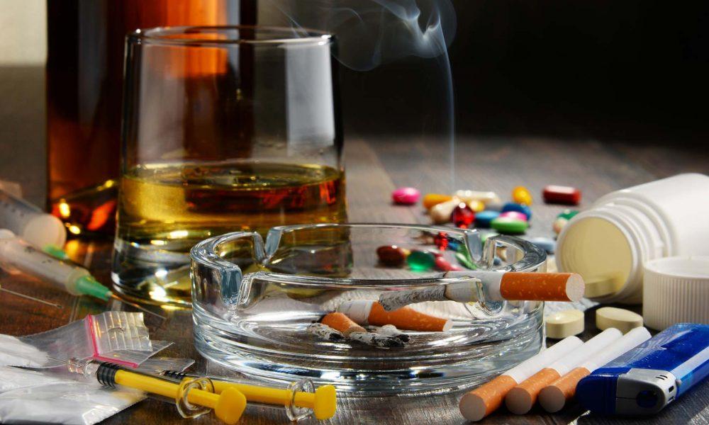 Drogas: Qual delas é a mais pesada?