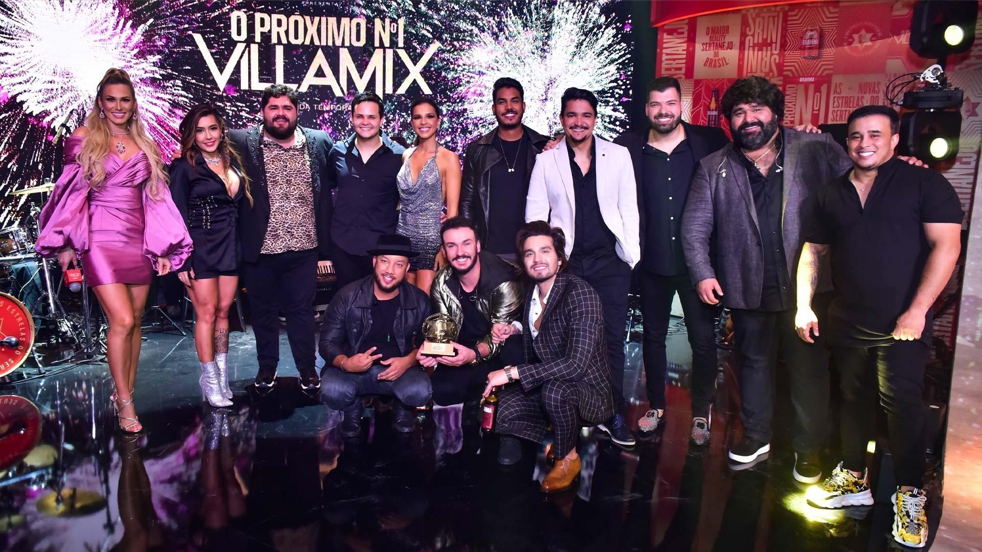 Evento O Próximo Nº1 VillaMix reúne artistas