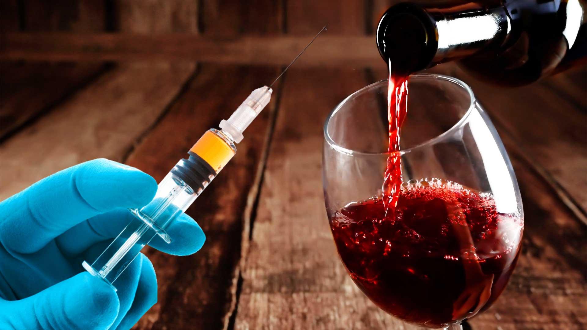 Tomar uma taça de vinho ao dia pode aumentar a eficácia de vacinas diz estudo