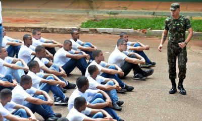 Alistamento militar. Foto: Divulgação/Ministério da Defesa