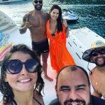 Gusttavo Lima e Andressa Suita Foto: Reprodução/Instagram