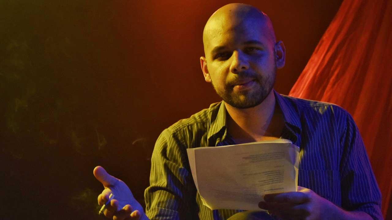 Léo Gomes - Foto de Mari Mattos