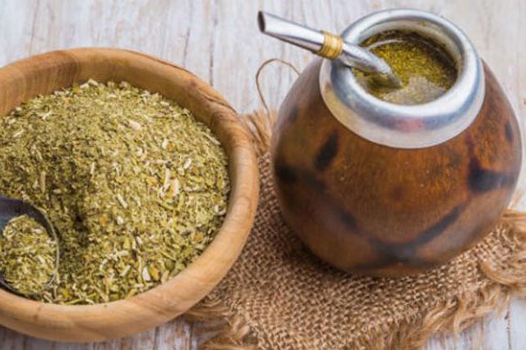 Chá-mate ganha dicionário das características sensoriais