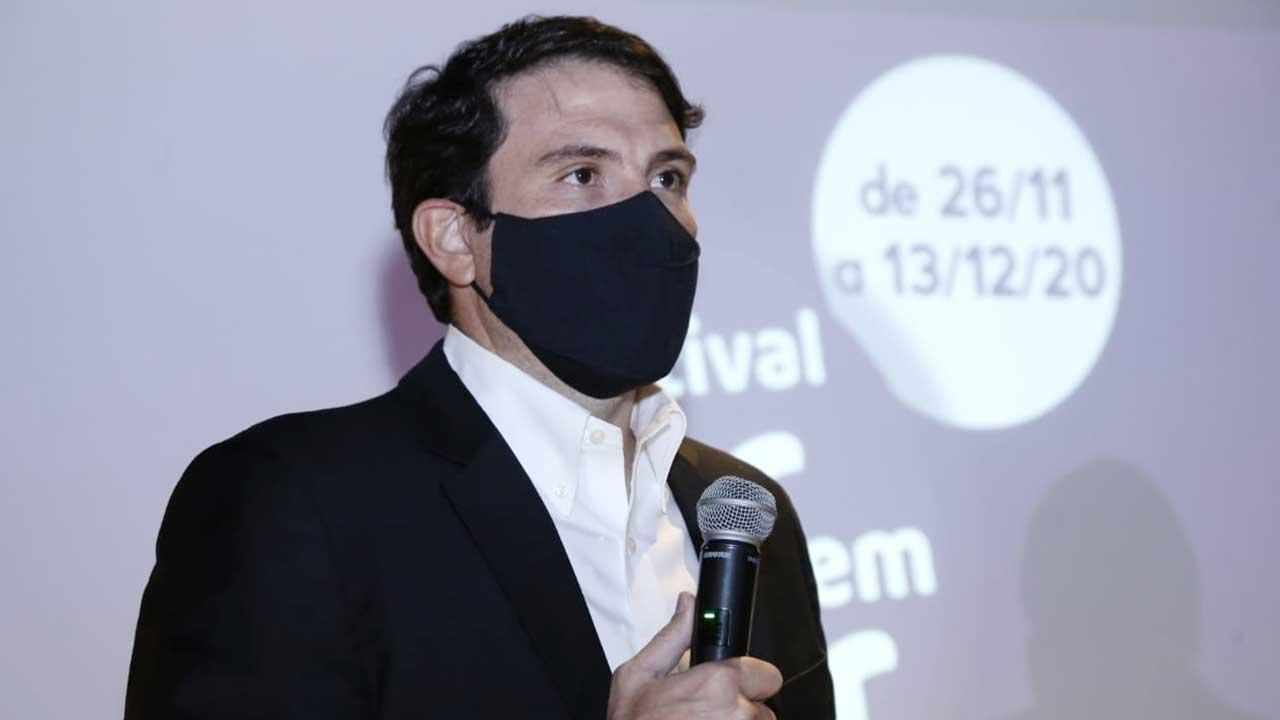 Beto Pinheiro. Presidente da Abrasel/DF