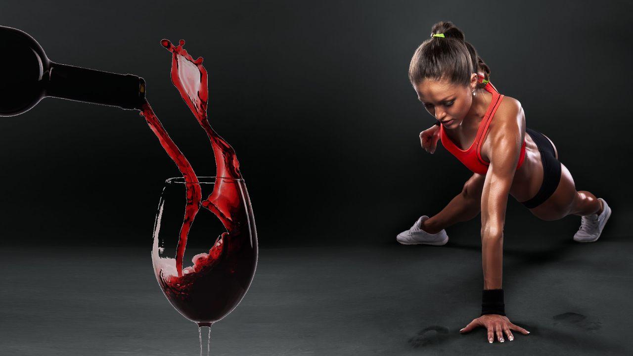 Vinho e atividade física
