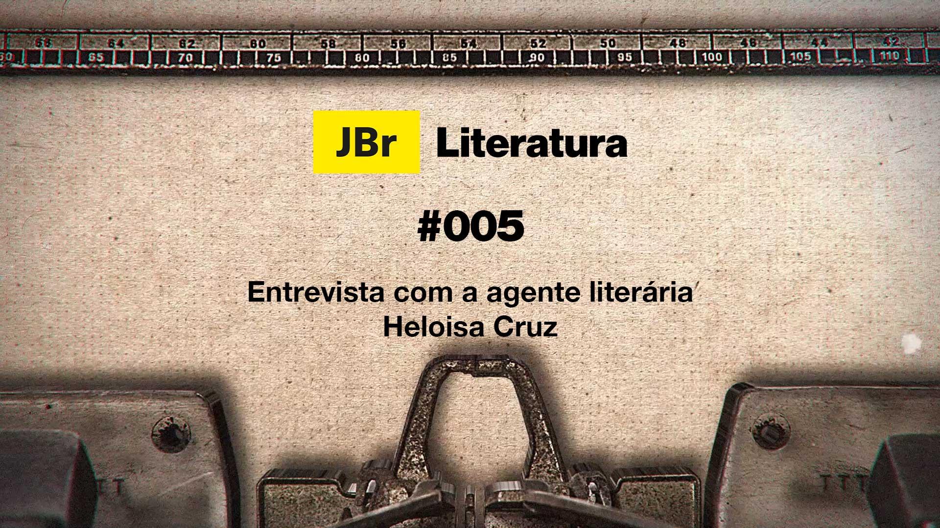 Entrevista com a agente literária Heloisa Cruz