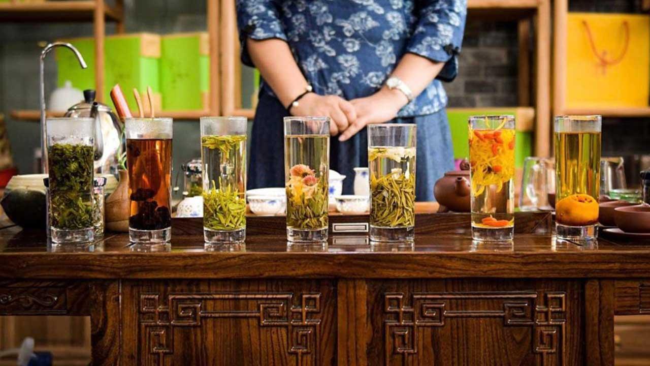 Chá a bebida funcional mais popular do mundo. Foto: Thiago Morgado