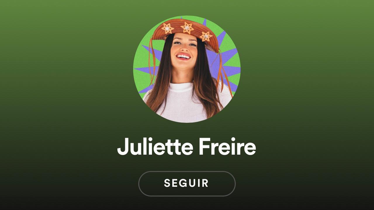 BBB Juliette Freire convida Bell Marques para curadoria em playlist