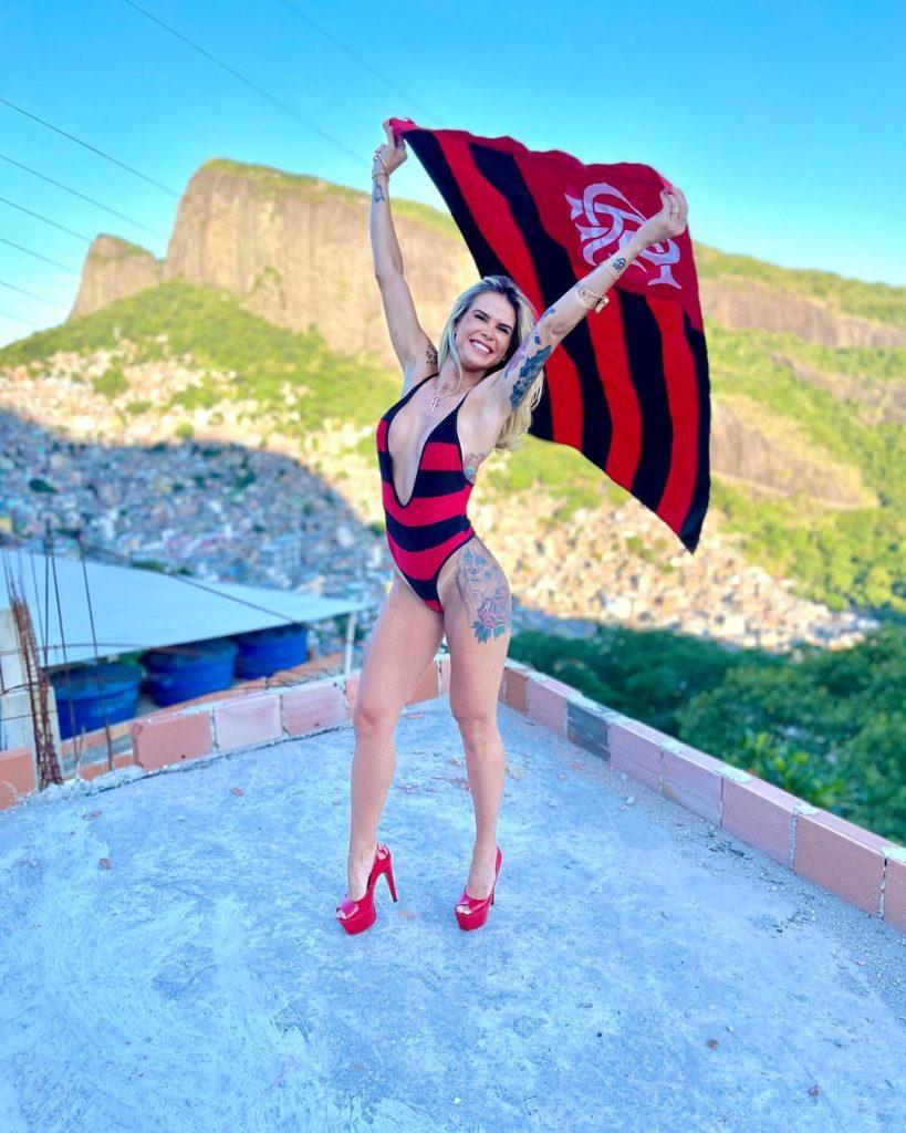 Fernanda Amaral. Foto: Reprodução/Instagram