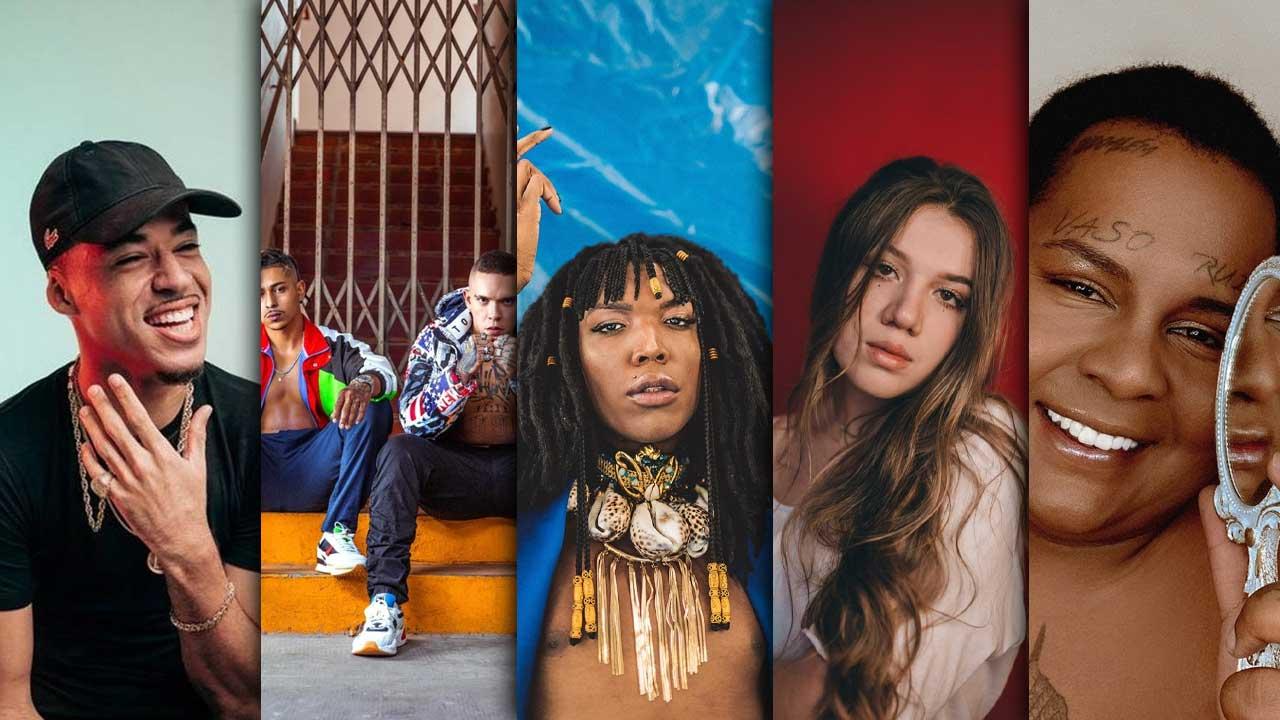 Conheça os cinco artistas brasileiros que vão dominar as paradas de sucesso em 2021