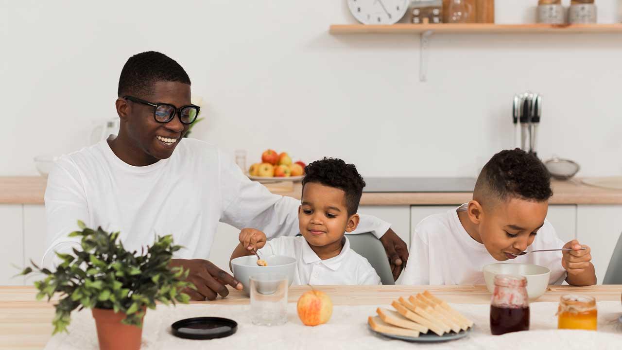 5 dicas para construir uma boa relação das crianças com a comida