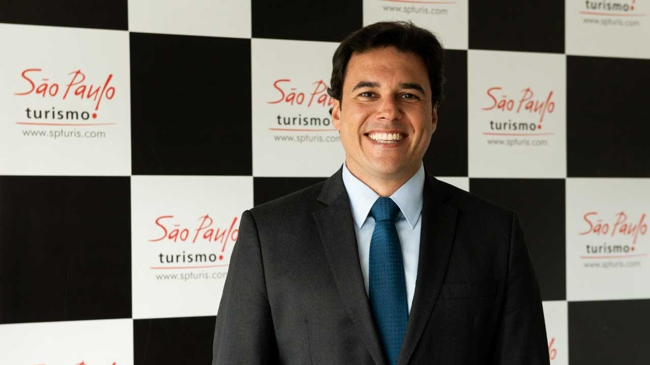 Luiz Álvaro completa 100 dias na presidência da São Paulo Turismo