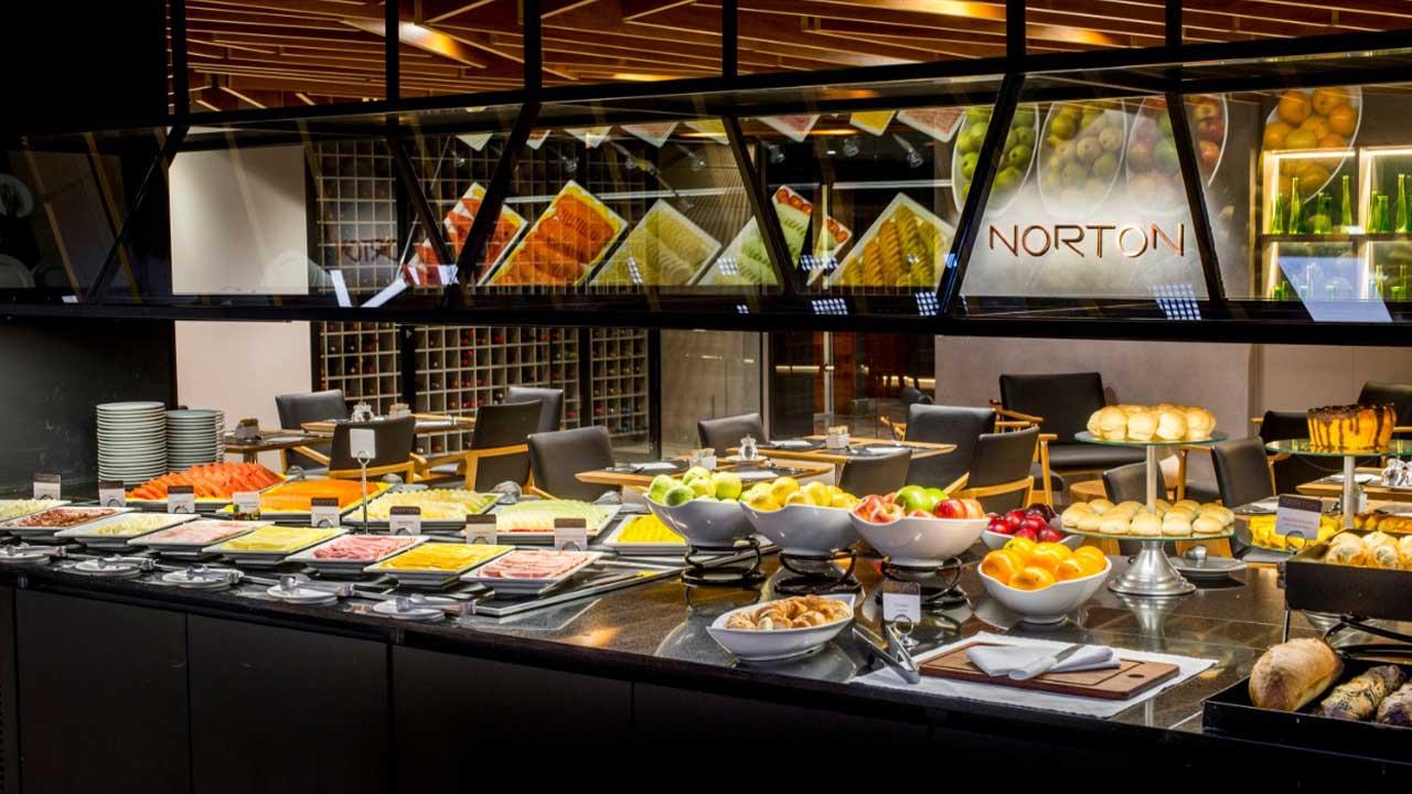Restaurante Norton promove brunch de Dia das Mães