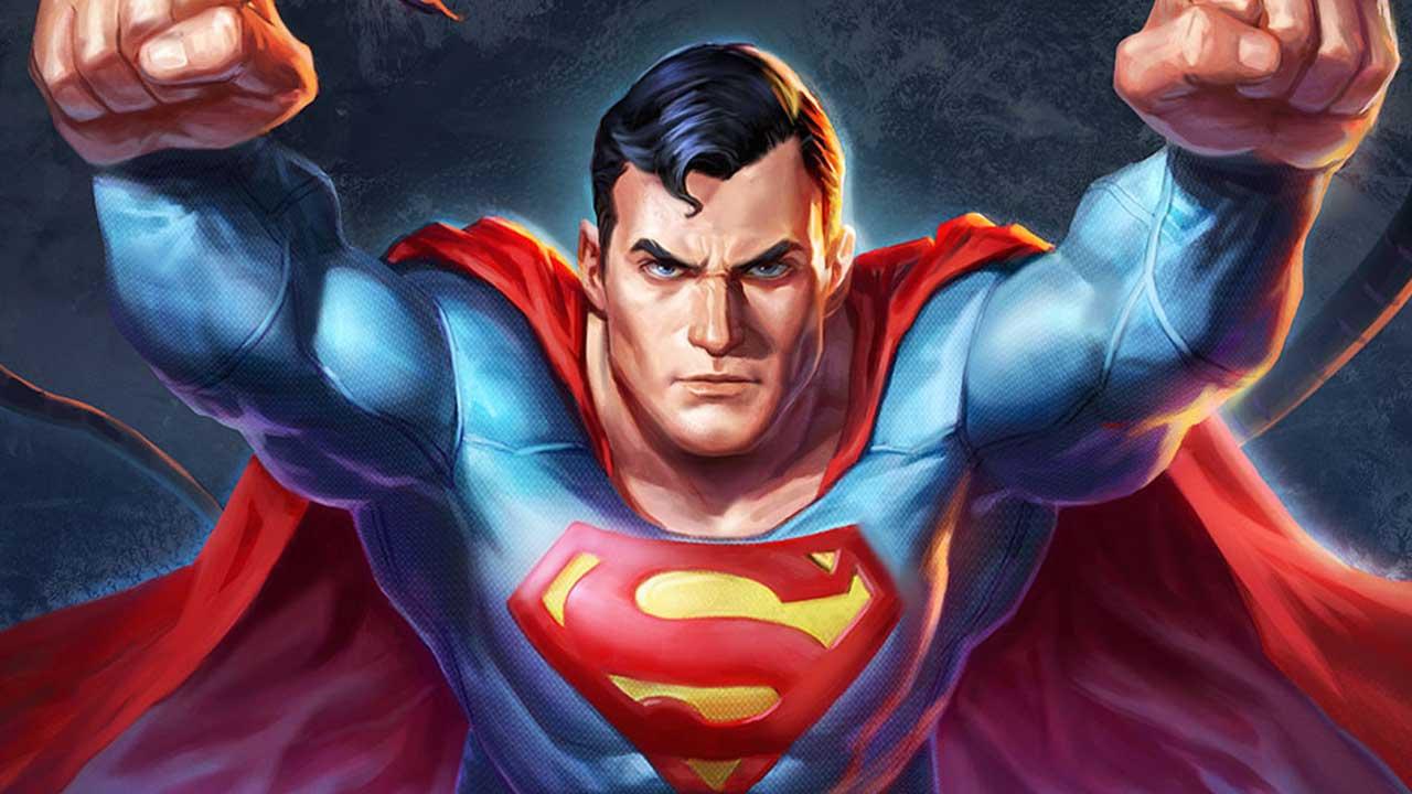 Precisamos do Super-homem, urgente!