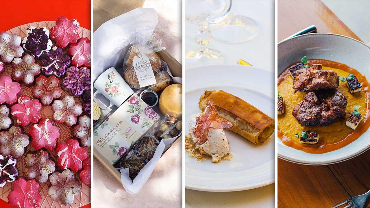 Confira seis dicas para presentear sua mãe com o que há de melhor da alta gastronomia e chocolateria de Brasília