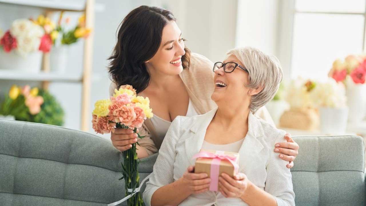 4 ideias para sua mãe se sentir especial