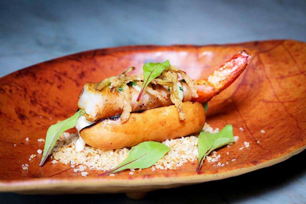 Hot shrimp. Foto: Inove Aceleradora