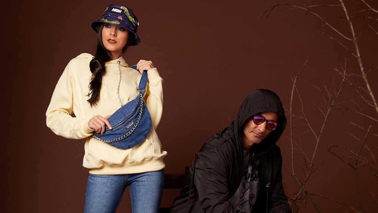 JK Shopping produz editorial com tendências outono/inverno